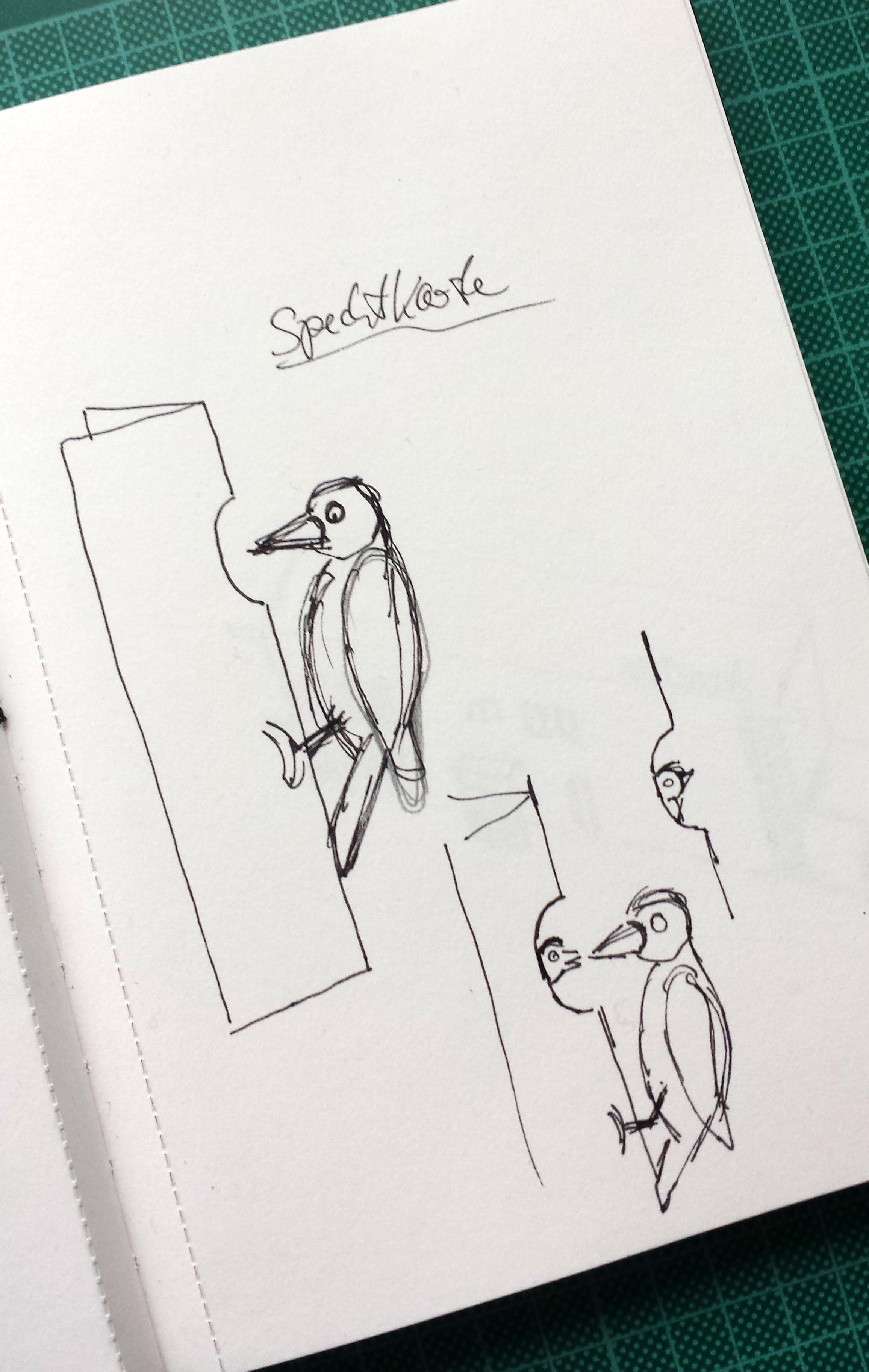 Schön Skizzen Für College Studenten Wieder Aufnehmen Ideen - Entry ...