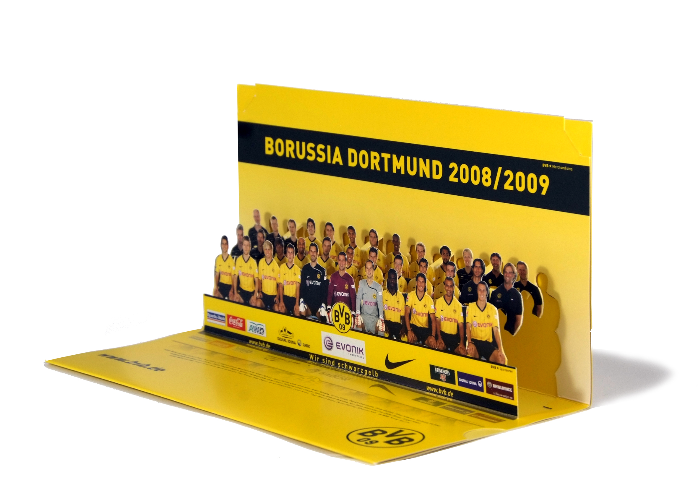 bvb team 2008 2