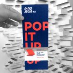 "Save the Date Karte ""Pop It Up"""