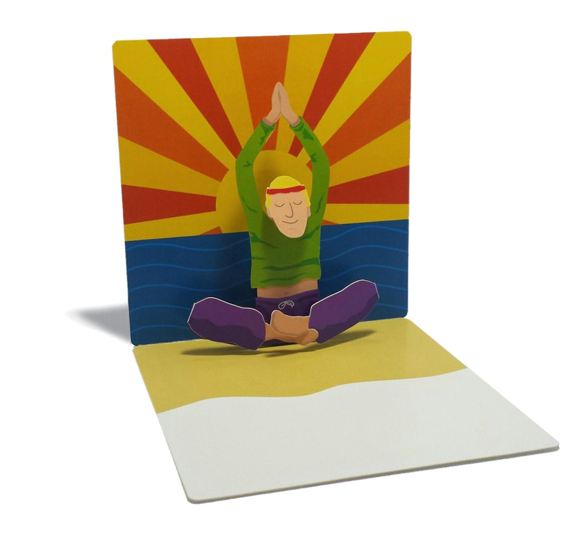 yoga-mann